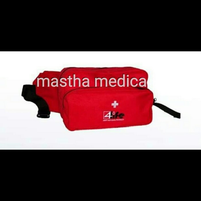 Tas P3K Emergency Kit First Aid Kit Waistmed Kit 4Life
