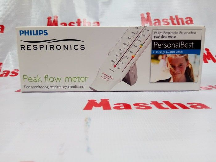 Peak Flow Meter / Flowmeter Philips Respironics