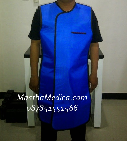 Jual Appon Timbal 0,5 mm appron radiology