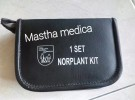 Implant kit / Norplant kit / implant set