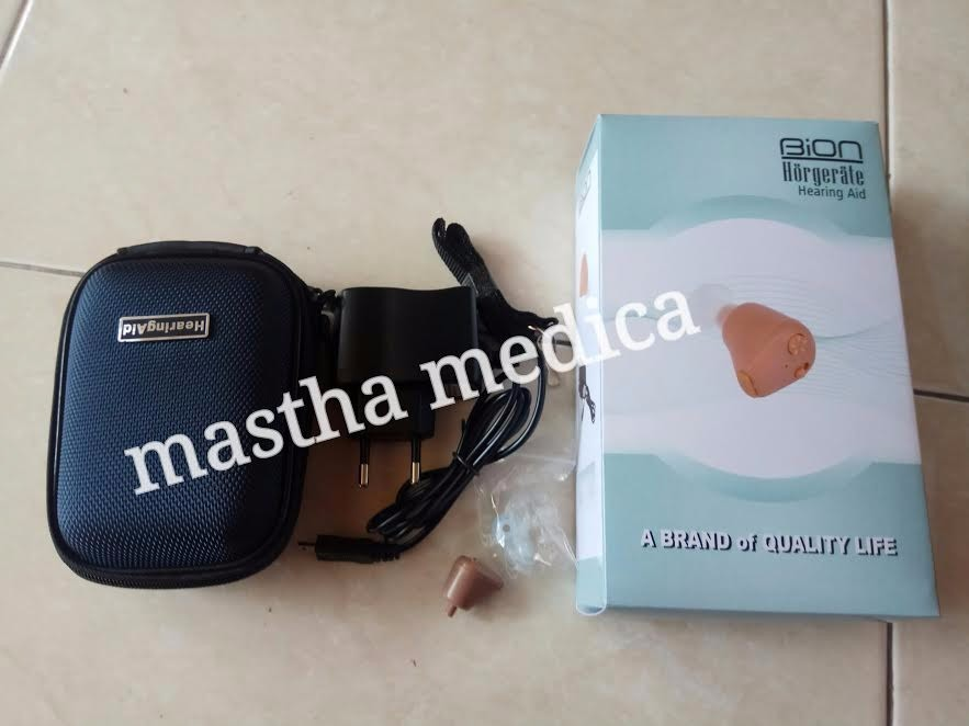 Alat Bantu Dengar Axon K-80 Hearing Aid BION K-80 In The Ear ITE