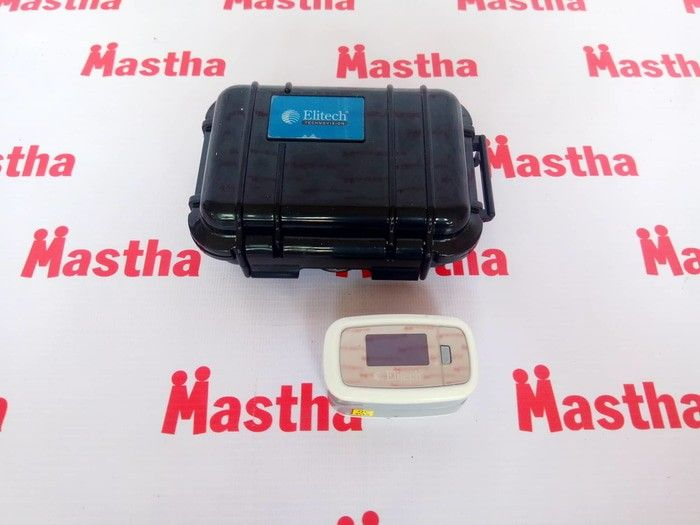 ulse Oximetri Oximeter Oxymetry Elitech Fox 2