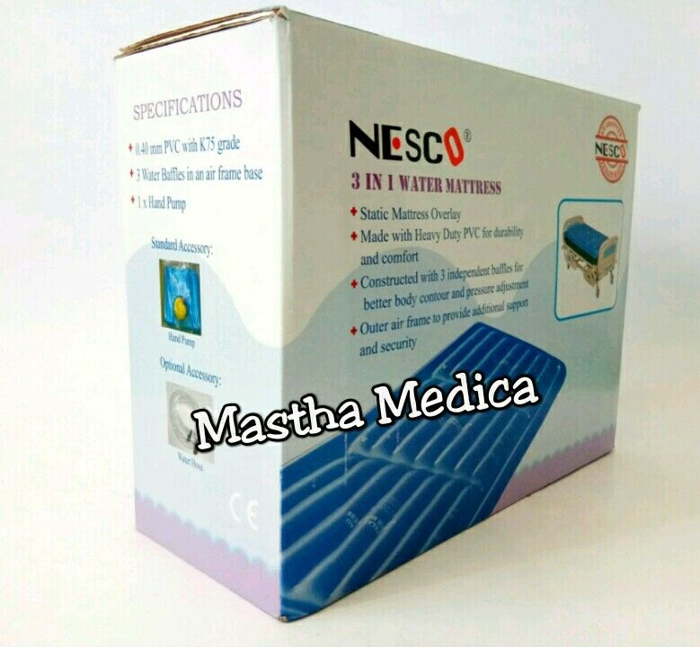 Kasur Decubitus 3in1 water Nesco