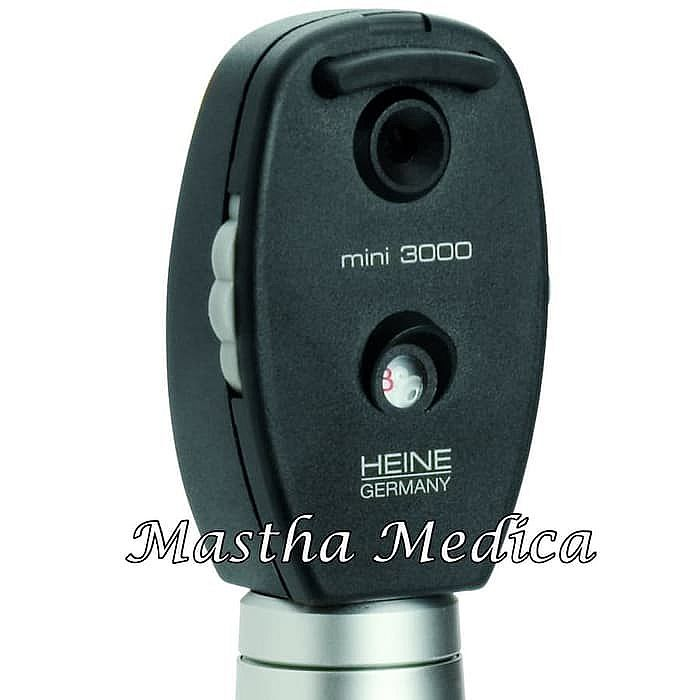 Optalmoskop / Ophtalmoscope Heine Mini 3000