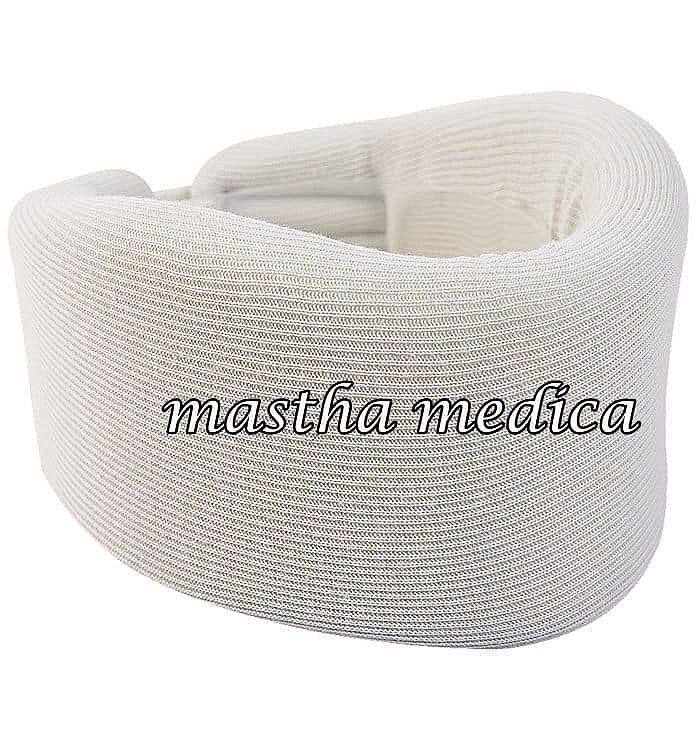 Penyangga Penompang Leher Cervical Soft Collar W/ Firm 12002 Wellcare