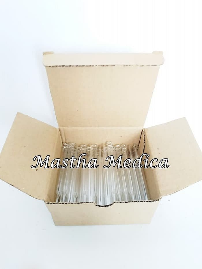 Pipet Tetes Kaca Pendek OneMed box isi 100pcs