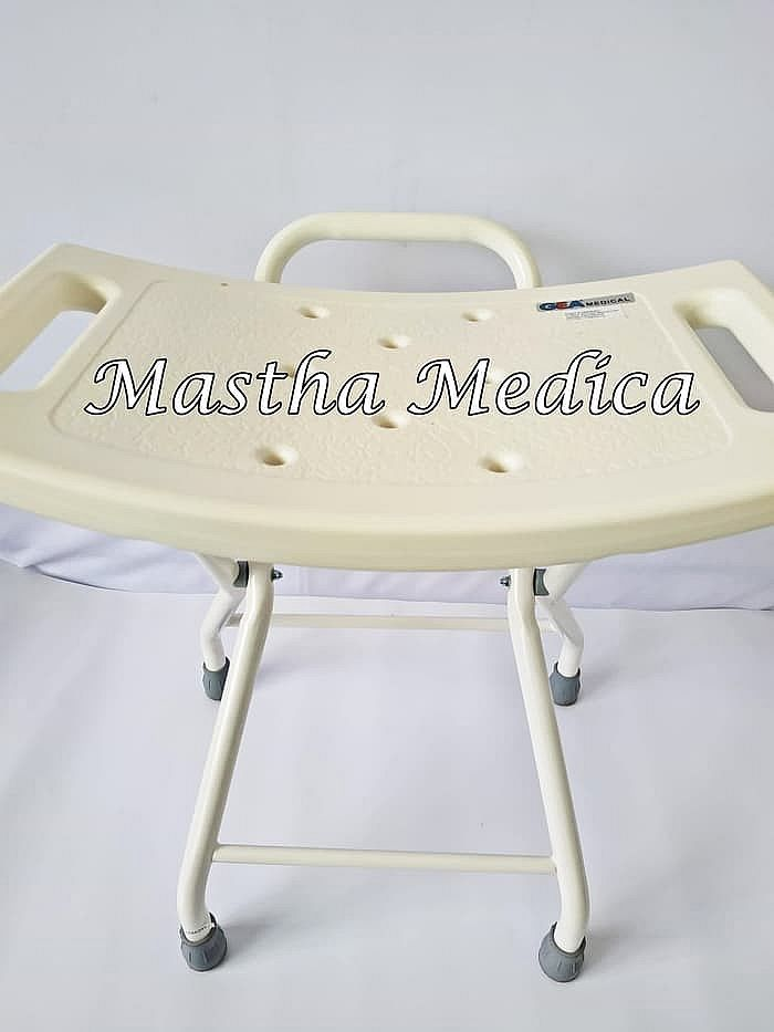 Shower Chair Bath Bench Kursi Mandi Meja Bangku Mandi Aluminium FS790L