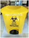 Medical Waste / Tempat Sampah Medis Limbah Medis / Jarum 36Liter
