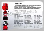 Tas P3K Emergency Kit Medic Kit First Aid Kit + Isi 4Life